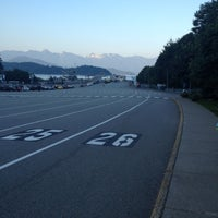 Photo taken at Langdale Ferry Terminal by cyprien on 7/11/2012