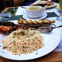 Photo taken at Labneh Wa Zaatar لبنة و زعتر by Omar A. on 3/8/2012