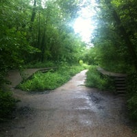 Photo taken at Parkland Walk (Crouch End to Highgate section) by Martin T. on 7/16/2012
