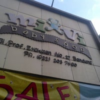 Photo taken at Mivi Baby Shop by Gumilar R. on 8/17/2012