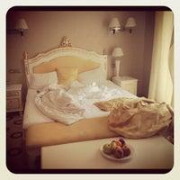 Снимок сделан в Geneva Royal Hotels & SPA Resorts пользователем Лена 8/24/2012