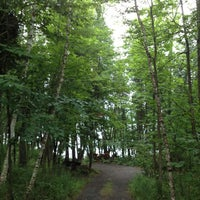 Photo taken at Penn Lake Cottage by Garth N. on 7/16/2012