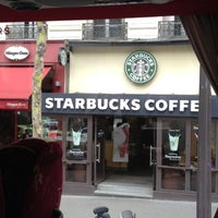 Photo taken at Starbucks by hirohiro2000x on 7/16/2012