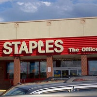 Photo taken at Staples by B n H on 7/29/2012