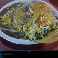 Photo taken at El Rodeo Mexican Restaurant by Joe R. on 6/16/2012