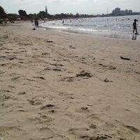 Photo taken at Praia Alegre by Beto B. on 2/4/2012