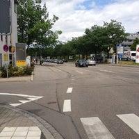 Photo taken at Stetten Grenze by Martin L. on 6/1/2012