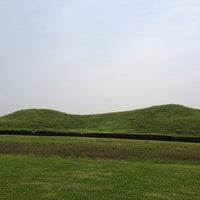 Photo taken at さきたま古墳公園 by Kisakuna T. on 5/24/2012