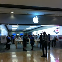 Photo taken at Apple Store by CJ O. on 5/4/2012