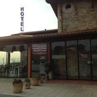 Das Foto wurde bei Hotel Artetxe Bilbao von Eva A. am 4/13/2012 aufgenommen