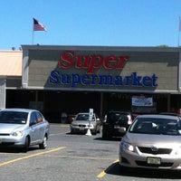 Photo taken at Super Supermarket by Alberto S. on 4/29/2012