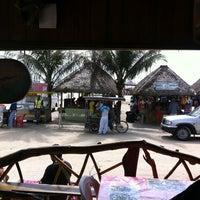Photo taken at Playa de Canoa by David E. on 2/18/2012