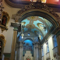 Photo taken at Old Basilica of Our Lady Aparecida by Erika M. on 4/29/2012