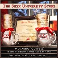 Photo taken at Sexx University (apparel) by Sexx University on 3/30/2012