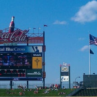 Photo taken at Coca-Cola Park by Chrissy A. on 6/28/2012