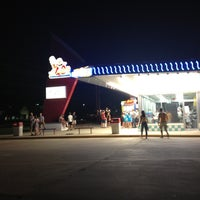 Photo taken at Andy's Custard by Gerard R. on 7/8/2012