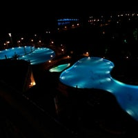 Photo taken at Starlight Convention Center Thalasso & Spa by Aleksandr N. on 4/30/2012