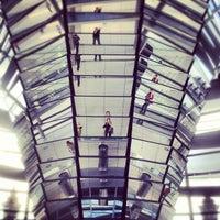 Photo prise au Coupole du Reichstag par Karina M. le9/1/2012
