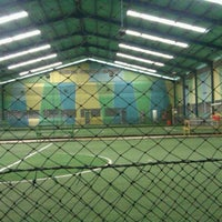 Photo taken at Balikpapan Sport Centre by Tri S. on 3/3/2012