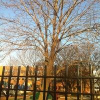 Photo taken at Skinner Park by Christina G. on 3/13/2012