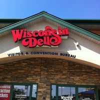 Photo taken at Wisconsin Dells Visitor & Convention Bureau by L. on 8/22/2012