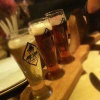 Снимок сделан в Ресторан-пивоварня «Кумпель» пользователем Igor V. 2/18/2012