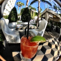 Photo taken at Cast at Viceroy Santa Monica by Sean C. on 8/26/2012