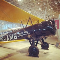 Photo taken at Canada Aviation and Space Museum by Hugo D. on 9/10/2012