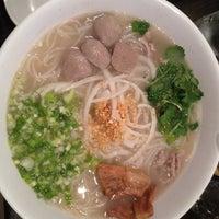 Photo taken at Tomukun Noodle Bar by Kathy H. on 8/16/2012
