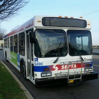 "Photo taken at SEPTA Fern Rock Transportation Center by DaShawn ""NovaBus"" C. on 3/17/2012"