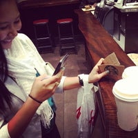 Photo taken at Starbucks by tt t. on 9/7/2012