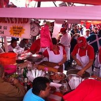 Photo taken at Tianguis de la López by Sem S. on 6/21/2012