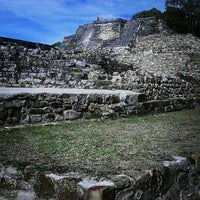 Photo taken at Altun Ha Archaeological Site by JC C. on 9/9/2012