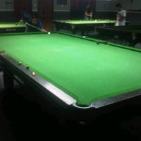 Photo taken at Balung Snooker by Saiful R. on 4/21/2012