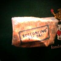 Photo taken at Panino Giusto by Sarah C. on 2/5/2012