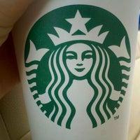 Photo taken at Starbucks by Miranda K. on 4/14/2012