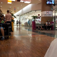 Photo taken at Centro Commerciale Auchan by Mauro P. on 6/30/2012