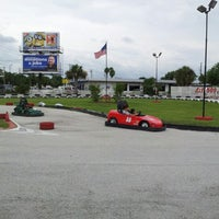 Photo taken at Lil 500 Go Karts by Clinton™ on 6/8/2012