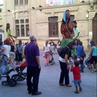 Foto tomada en Plaza Santo Domingo por Aurora P. el 9/3/2012