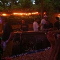 Photo taken at Three Monkeys Café by John L. on 6/22/2012