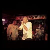 Photo taken at Cafe Wha? by Hassan E. on 3/7/2012