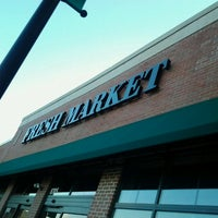Photo taken at The Fresh Market by Marquise H. on 7/22/2012