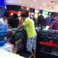 Photo taken at Batam City Square (BCS) Mall by Alex W. on 7/15/2012