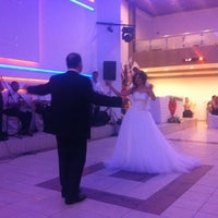 Photo taken at Elegance Dugun Salonu by Burcu A. on 6/15/2012