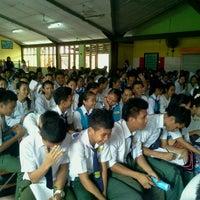 Photo taken at SMK SELIRIK by Adnan idris A. on 4/24/2012