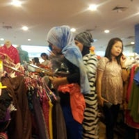 Photo taken at Palembang Trade Center (PTC) by Deny N. on 8/17/2012