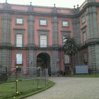 Photo taken at Museo di Capodimonte by Vincenzo D. on 2/18/2012