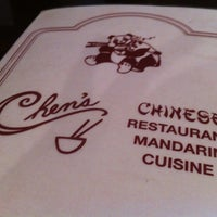Photo taken at Chen's Chinese Restaurant by Anne D. on 8/14/2012