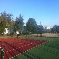 Photo taken at Diapason - Terrains de sport by Alois on 8/9/2012