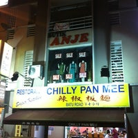 Photo Taken At Super Kitchen Chilli Pan Mee By Rames H. On 3/10 ...
